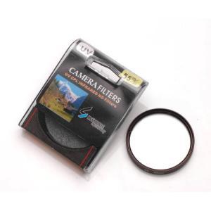 カメラ用UVカット フィルター■AF対応(フィルター径:55mm)|wil-mart