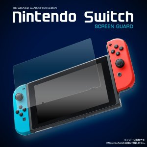 Nintendo Switch用 液晶保護フィルム wil-mart