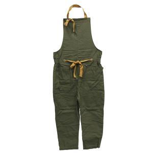 コールオブザワイルド キャンプエプロンパンツ [メンズ/フリーサイズ]【オリーブ】 wild1
