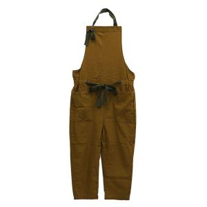 コールオブザワイルド キャンプエプロンパンツ [メンズ/フリーサイズ]【ブラウン】 wild1
