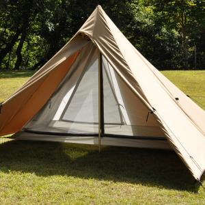 【数量限定特別価格】tent-Mark DESIGNS (テンマクデザイン) パンダTCスタンダードインナー|wild1