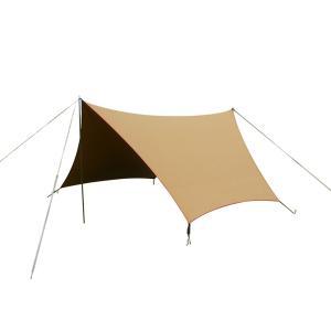 tent-Mark DESIGNS (テンマクデザイン) パンダタープTC【PANDA ヘキサタープ 難燃 焚き火 ソロキャンプ】|wild1