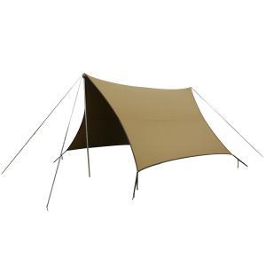 tent-Mark DESIGNS (テンマクデザイン) 焚火タープTCコネクトヘキサ【ヘキサタープ】|wild1