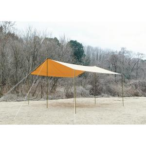 tent-Mark DESIGNS (テンマクデザイン) ペポタープ TCレクタ【レクタタープ 焚火】 wild1