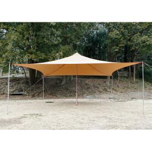 tent-Mark DESIGNS (テンマクデザイン) 青空タープTC【スクエアタープ カンタン ファミリーキャンプ 焚き火】 wild1