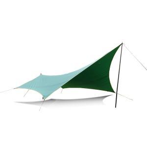 tent-Mark DESIGNS (テンマクデザイン) ムササビウィング19FT.グランデ VC焚き火version【タープ】 wild1