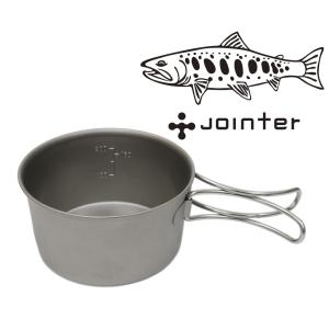ジョインター チタンシェラカップ深型250 フォールディングハンドル【ヤマメ】 wild1