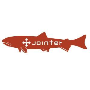 ジョインター ステッカー【イワナ:Mサイズ】(Jointer) wild1