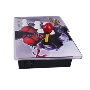 英語版ビデオゲームコンソール、アーケードゲーム機 本体 アーケードゲーム 筐体 基板 1299クラシ...