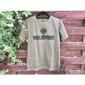 ピグメント ワイルドフィンズ WILDFINS NEWロゴ Tシャツ|wildfins