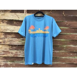WILDFINS NEW PALM TEE|wildfins