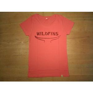 ワイルドフィンズ WILDFINSレディースTEE|wildfins