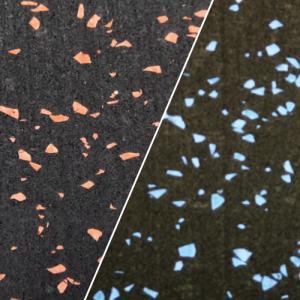 ロングジムマット 5mm厚(1×2m) / 送料無料 ジム マット トレーニング 筋トレ リフォーム...