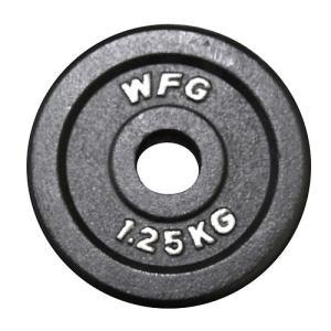 プレート 1.25kg(アイアン レギュラー)/ WILD FIT (ワイルドフィット)