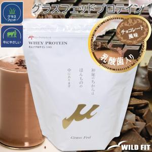 μ-up ホエイプロテイン100 チョコレート風味 1kg / 筋トレ ホエイ プロテイン サプリメ...