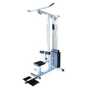 200ラットプルマシン / トレーニング器具 ラットプルダウン 腹筋 上腕二頭筋 広背筋 ワイルドフ...