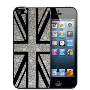 The 3D idea 3Dホログラムスキンシート for iPhone SE 5s/5 Skin UK イギリス ユニオンジャック 3D-SK-UK1  |will-be-mart