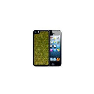The 3D idea 3Dホログラムスキンシート for iPhone SE 5s/5 Skin YELLOW イエロー 黄 ラメ 3D-SK-YE1|will-be-mart