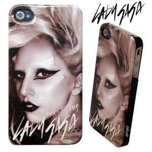 Lux Mobile Lady Gaga レディー・ガガ Born this Way - Hard Case for iPhone 4S/4 ハードケース will-be-mart