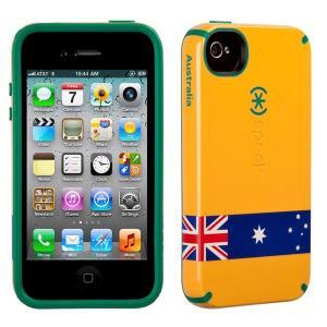 iPhone 4s ケース Speck Products アイフォン 4 ケース CandyShell Australia Flag キャンディーシェルフラッグ オーストラリア 国旗|will-be-mart