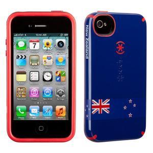 iPhone 4s ケース Speck Products アイフォン 4 ケース CandyShell New Zealand Flag キャンディーシェルフラッグ ニュージーランド 国旗|will-be-mart