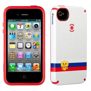 iPhone 4s ケース Speck Products アイフォン 4 ケース CandyShell Russia Flag キャンディーシェルフラッグ ロシア 国旗|will-be-mart