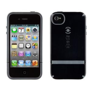 iPhone 4s ケース Speck Products キャンディーシェルフリップ アイフォン 4 ケース CandyShell Flip Black/Dark Grey ブラック/ダークグレイアウトレット|will-be-mart