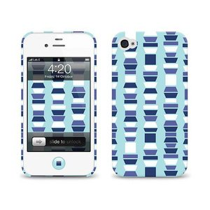 iPhone 4s ケース LAB.C +D Case アイフォン 4 ケースAN-04 iphone4s  保護フィルム、ホームボタンシール、無料壁紙付き|will-be-mart