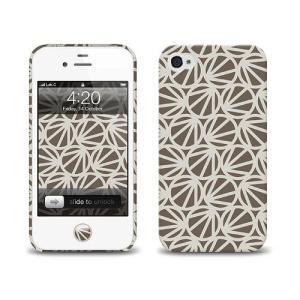 iPhone 4s ケース LAB.C +D Case アイフォン 4 ケースHI-04 iphone4s  保護フィルム、ホームボタンシール、無料壁紙付き|will-be-mart
