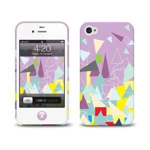 iPhone 4s ケース LAB.C +D Case アイフォン 4 ケースKI-01 iphone4s  保護フィルム、ホームボタンシール、無料壁紙付き|will-be-mart