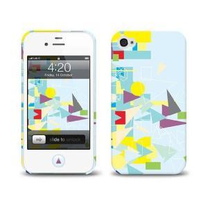 iPhone 4s ケース LAB.C +D Case アイフォン 4 ケースKI-02 iPhone4S/4  保護フィルム、ホームボタンシール、無料壁紙付き|will-be-mart