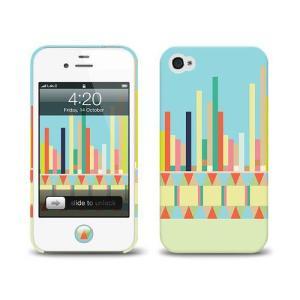 iPhone 4s ケース LAB.C +D Case アイフォン 4 ケースKI-03 iphone4s  保護フィルム、ホームボタンシール、無料壁紙付き|will-be-mart