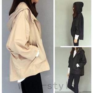 トレンチコートレディーススプリングコート春ショートアウター20代30代40代ファッション|will-style
