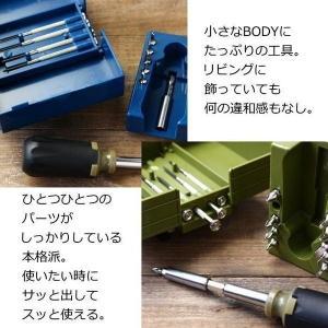 工具セット 工具 道具箱 DIY ツールキット ドライバー ライト 車 日曜大工 ダルトン|willdo|05