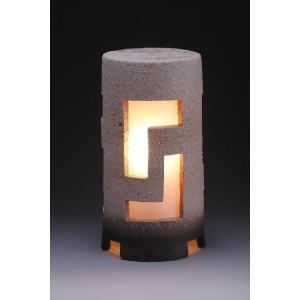 40Wライト 防雨型 コード3m サンド 陶器製 送料無料!  風格を感じさせる、陶器製ガーデンライ...
