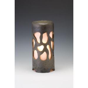 40Wライト 防雨型 コード3m モスグリーン 陶器製 送料無料!  風格を感じさせる、陶器製ガーデ...