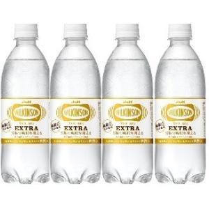 送料無料 アサヒ 炭酸水 機能性表示食品 ウィルキンソン タンサン エクストラ 490ml PET×...