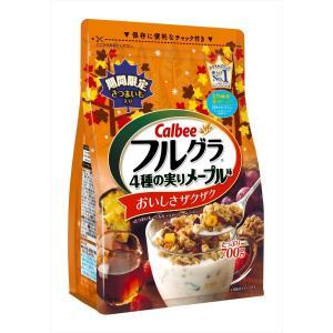 訳あり 賞味期限2017年11月14日まで カルビー フルグラ 4種の実りメープル味 700g willmall