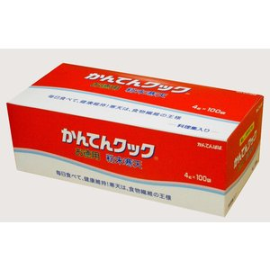 伊那食品 かんてんぱぱ かんてんクック 400G(4g×100本)