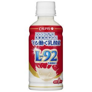 送料無料 カルピス 守る働く乳酸菌 L-92乳酸菌配合 200ML PET×24本 1本あたり128円