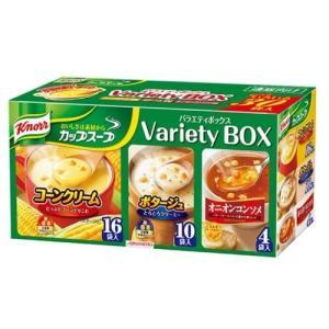 通販限定品 クノール カップスープ バラエティボックス 30袋入|willmall