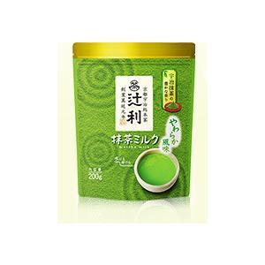 辻利 抹茶ミルク やわらか風味 200g|willmall