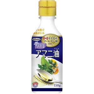 ニップン アマニ油 150g|willmall