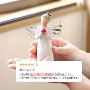 おしゃれな置物 フィギュア 人形 インテリア雑貨 ウィローツリー彫像 静かな努力 高さ19cm Willow Tree|willowtree|09