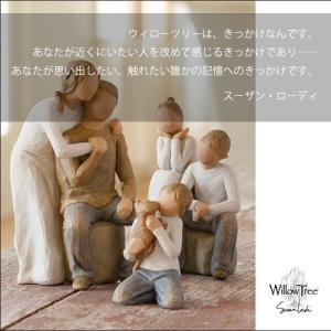 おしゃれな置物 フィギュア 人形 インテリア雑貨 ウィローツリー彫像 静かな努力 高さ19cm Willow Tree|willowtree|11