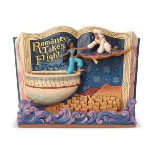 ボクのこと信じてくれる?  アラジン、ジャスミンと一緒に新しい世界に旅立ちましょう! 魔法の絨毯にの...