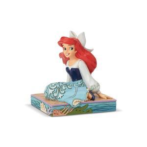 お日様の中にずっといることもできるのね!  人魚姫の夢は、人間になること―そしてついにその夢は叶い、...
