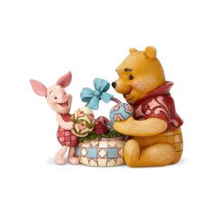 僕たちはずっと友達だ。そうだよね、プー?  森のどんなハチミツよりも甘い、プーとピグレットの友情です...