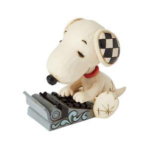 この小さなビーグル犬は想像力でいっぱい! スヌーピーはいつも、夢のふくらませかたを知っています。なん...