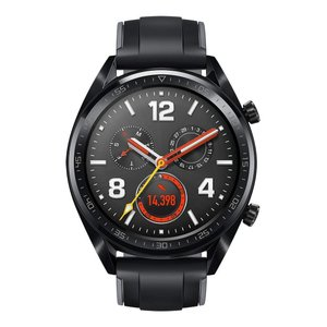 HUAWEI WATCH GT スマートウォッチ GPS内蔵 気圧高度計 iOS/Android対応 WATCH GT Sports/Bla|willy-willy-zakka
